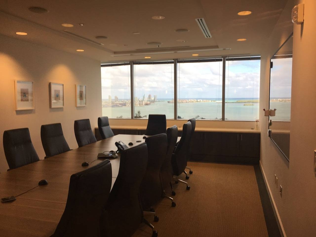 DeBuren Group Headquarters Meeting Room, Miami, USA