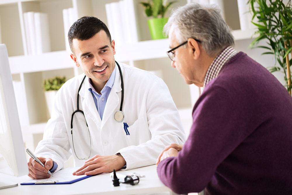 conflict-free relationship with physician